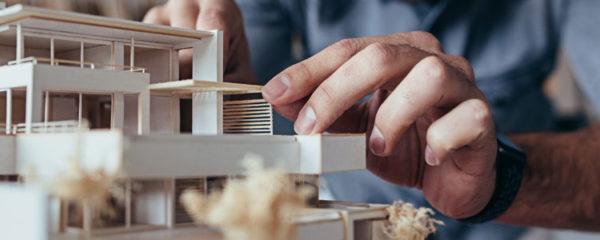 services d'un architecte
