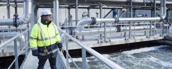 traitement des effluents industriels
